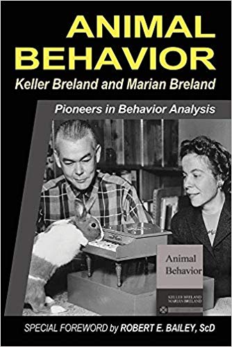 The Breland's book on animal behavior