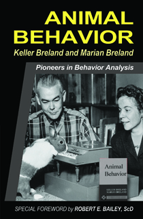 The famous book on Animal Behavior by the Brelands
